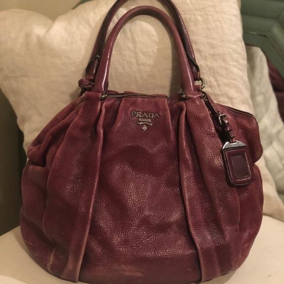 7642a1871784 Prada Bags | Milano Top Shoulder Bag | Poshmark